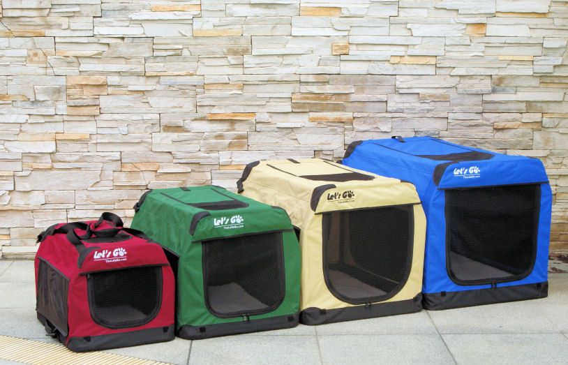 Let39s go petwalker bicycle dog leash jogging leash for Job lot dog crate